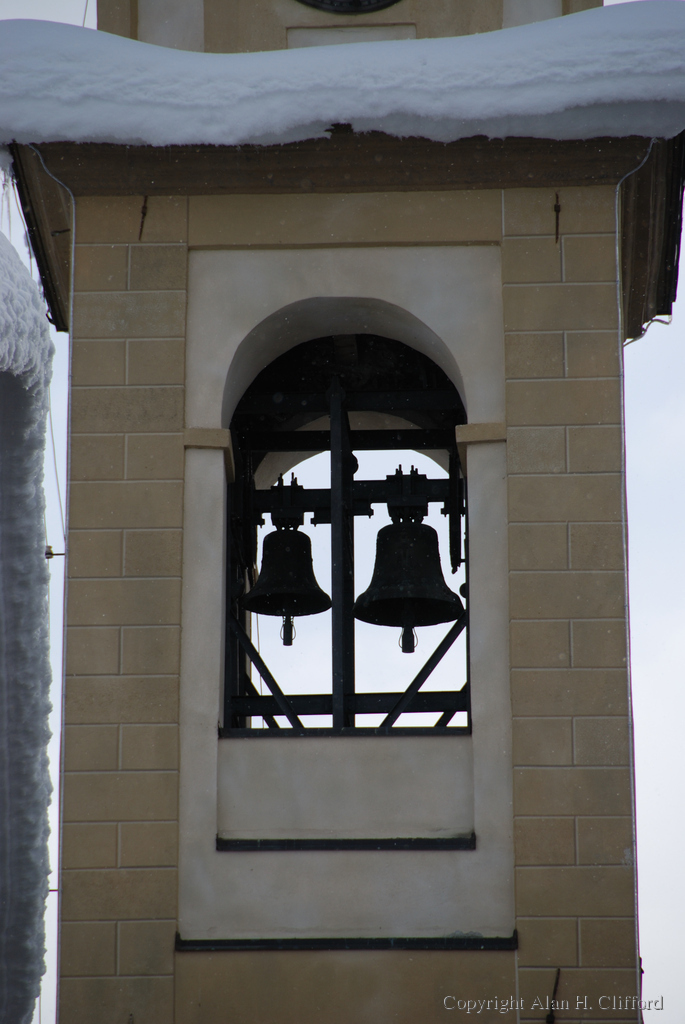 Bells in the Sant'Antonio church tower
